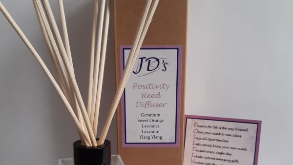 Positivity Reed Diffuser