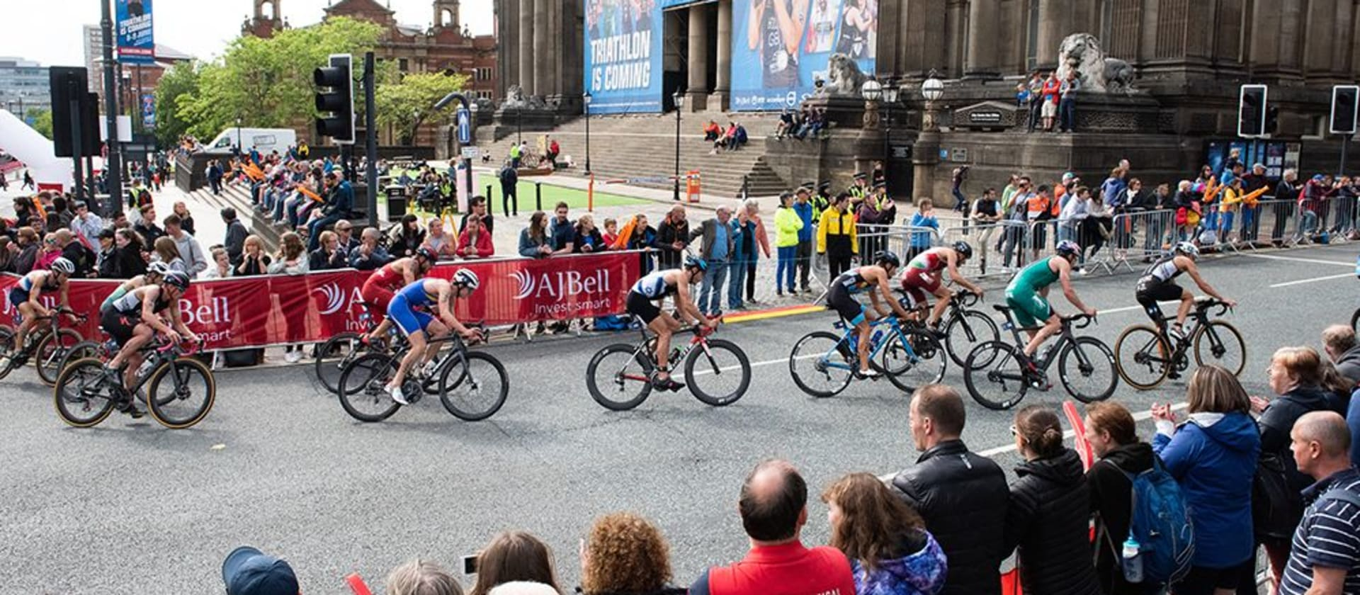 AJ Bell World Triathlon, Leeds