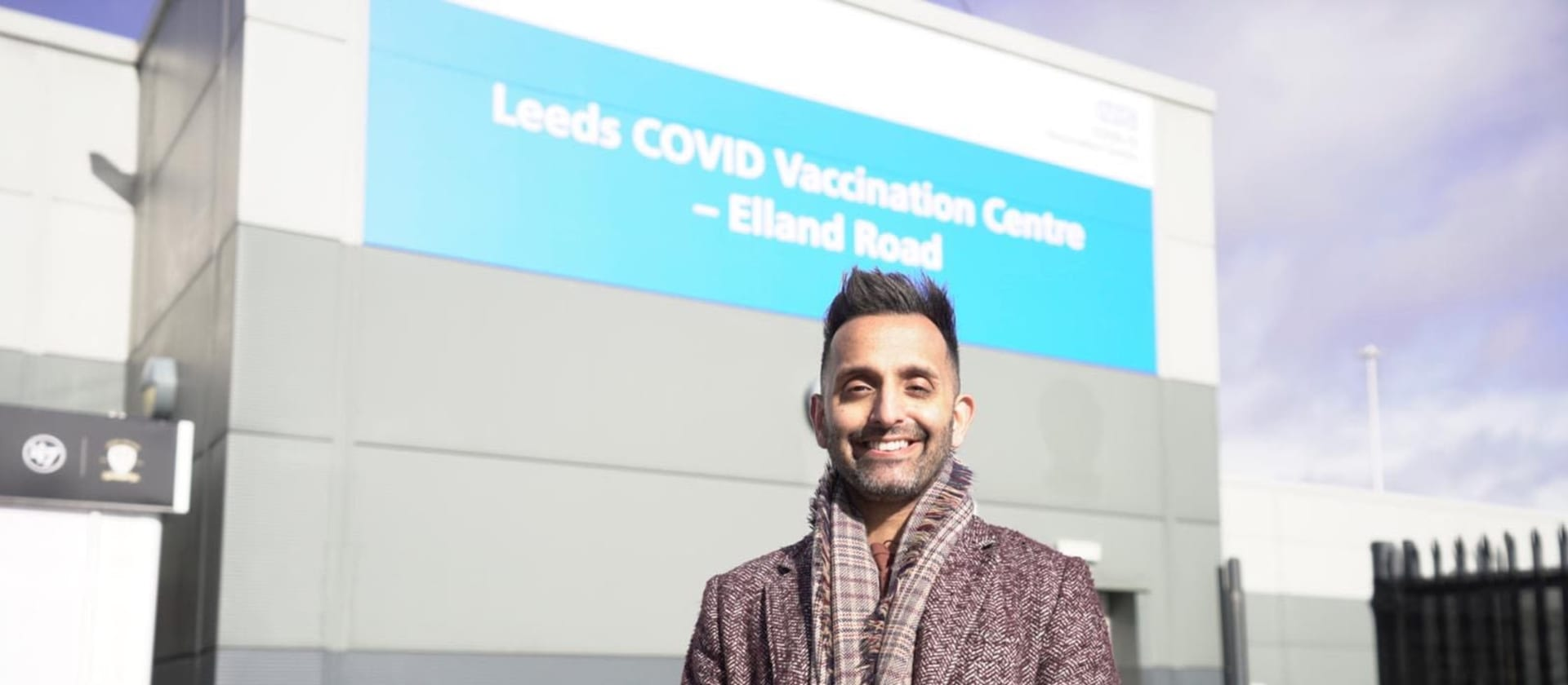 Leeds Hospitals Charity announce Dr Amir Khan as ambassador