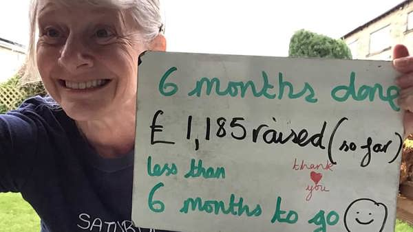 Yorkshire woman takes on year-long fitness fundraiser