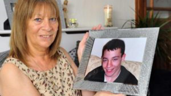 Leeds mum determined to reach 10-year fundraising milestone in memory of son